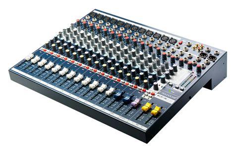 Mixer Audio Soundcraft soundcraft efx12 k us 12 channel 2 audio mixer with lexicon fx