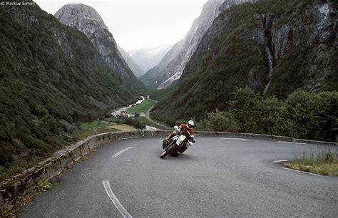 Motorrad Norwegen by Norwegen