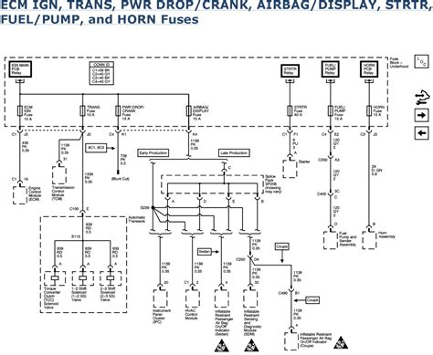 2003 chevy impala wiring layout wiring diagram