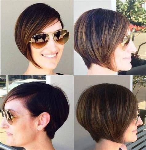 haircuts with vertical lays 30 beautiful and classy graduated bob haircuts