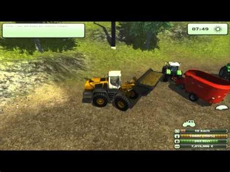 alimentazione pecore farming simulator 2013 alimentazione pecore con insilato e