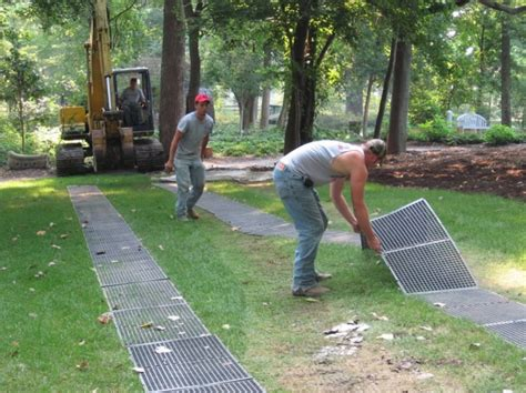 Lawn Protection Mats by Georunner Surface Protection