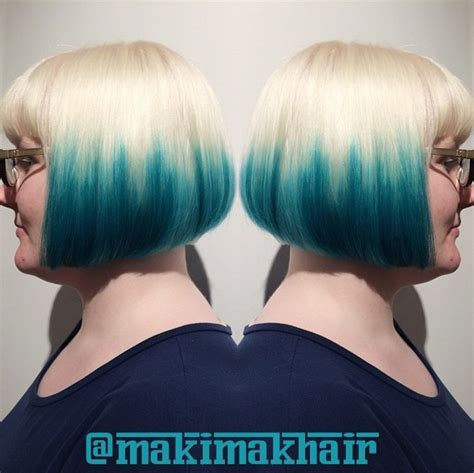 blonde full fringed inverted bobs 19 flattering bob hairstyles for round faces styles weekly