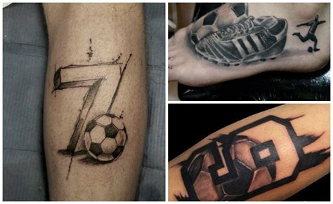 tatuajes de f 250 tbol para los amantes del deporte rey