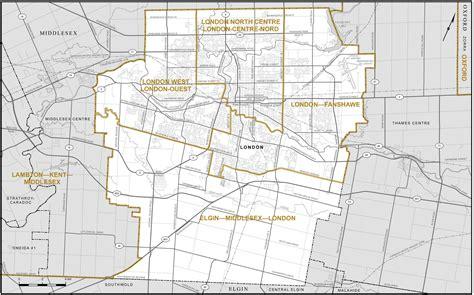 section 8 ontario ca proposed boundaries ontario redistribution federal