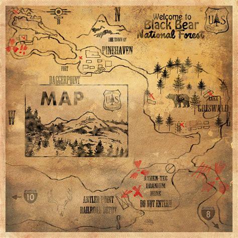 maps   black bear mountain range image fallout
