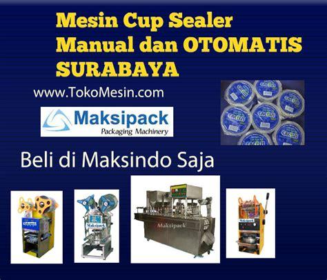 Sealer Cup Matrix Dari Bandung toko mesin maksindo surabaya maksindo gudangnya mesin