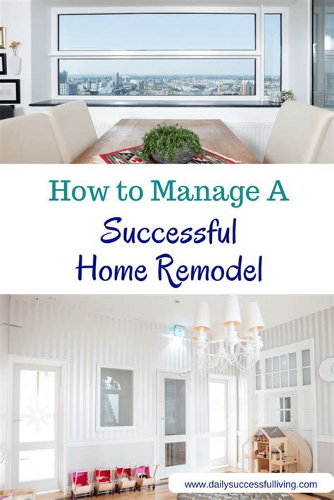 how to renovate a house with no money how to manage a successful home remodel