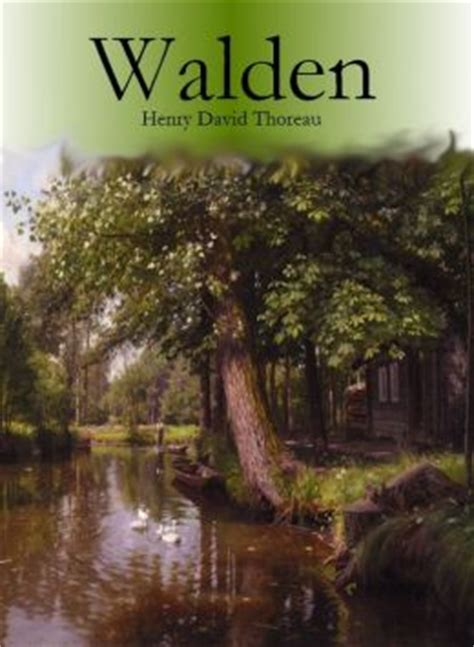 walden book epub walden by henry david thoreau 2940011852527 nook book