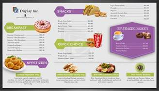 free android digital signage for restaurants healthcare