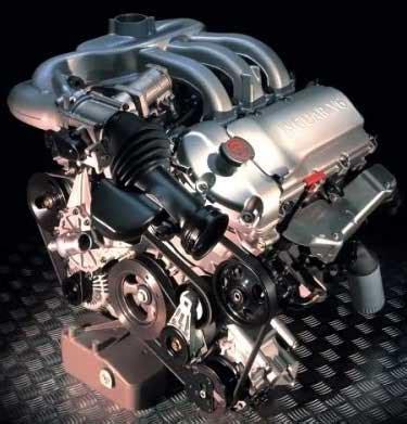 Jaguar V6 Engine by Duratec V6 7th Heaven