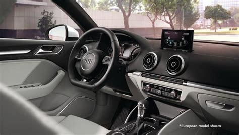 2015 Audi S3 Interior by 2015 Audi S3 Sedan Interior Top Auto Magazine