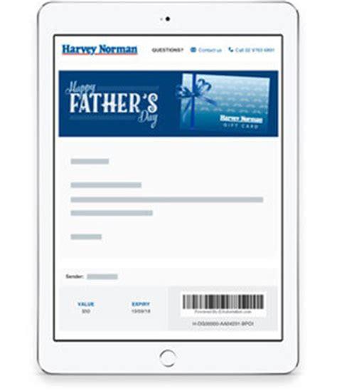 Send E Gift Cards - gift cards ecards vouchers online harvey norman