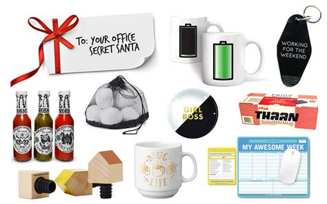gifts for your secret gifts for your office secret santa 20