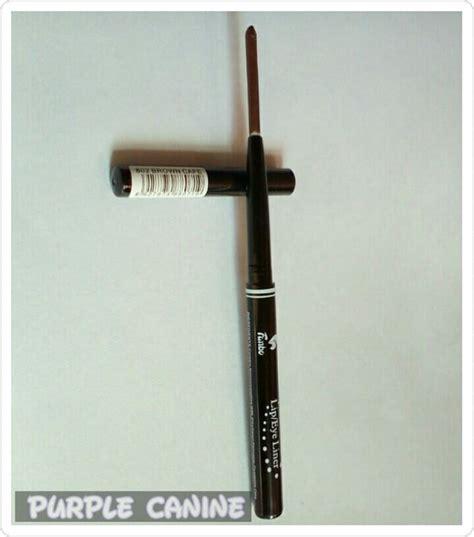 Eyeliner Pencil Fanbo haul purple canine