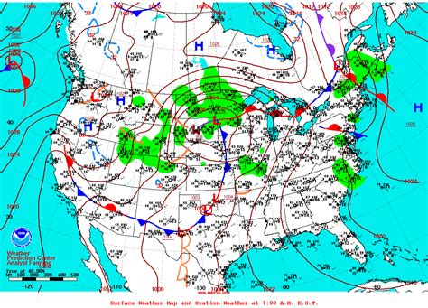 us weather map noaa noaa weather map my