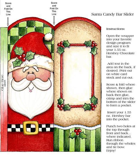 candy bar slider christmas graphics pinterest