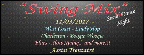 swing roma serate west coast swing e lindy hop roma