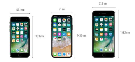iphone  dimensions  size comparison  iphone