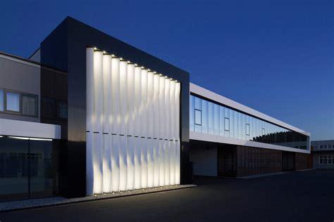corian fassade hasenkopf administration building hasenkopf