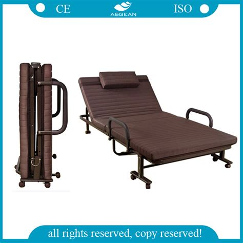 portable folding bed china cheapest hospital portable manual folding bed ag fb003 photos pictures