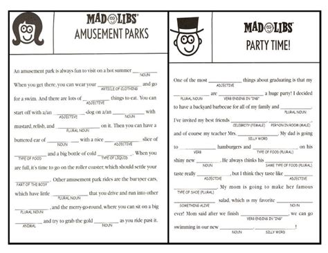 mad lib template mad libs 1 jpg 3 300 215 2 550 pixels speech