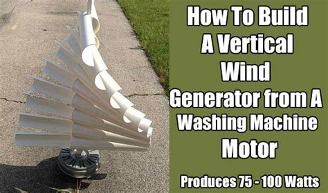 windmills and wind motors how to build and run them classic reprint books how to build a vertical wind generator from washing