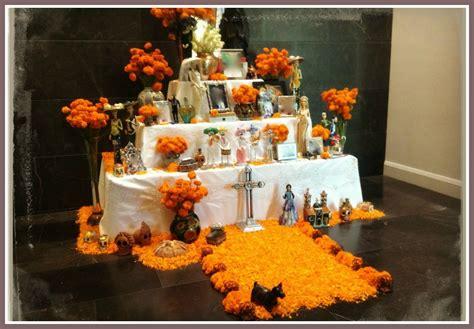 imagenes de como decorar un altar de muertos altar de muertos ana galena
