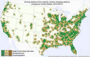 Electric Car Charging Stations Honolulu Map Electric Vehicle Charging Stations In Us Flickr Photo