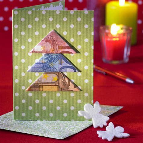Geschenke Einpacken Weihnachten by Geldgeschenke Zu Weihnachten Verpacken