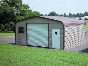 enclosed steel carport florida shed