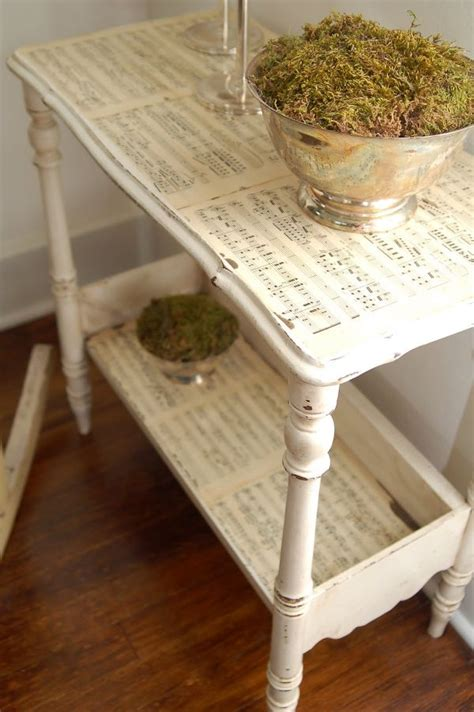 Musical Table by Musically Inspired Furniture And Decorations For Your Home
