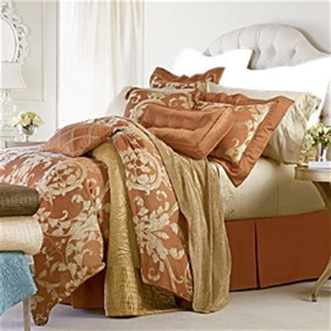 Court Of Versailles Bedding by Court Of Versailles Alouette Persimmon Duvet Ebay