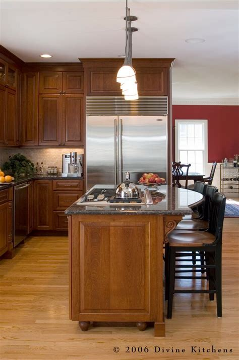 kitchen island with cooktop 8 beautiful functional kitchen island ideas