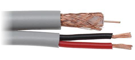 Kabel Cctv kabel cctv koncentryczny elektryczny 2x0 75 mm przew 243 d