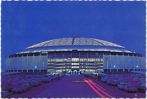 Houston Astrodome Exterior ? Houston, Texas   The