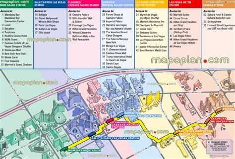 grand map from las vegas maps update 14882105 las vegas tourist attractions map