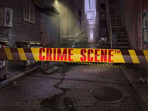 crime scene slot  slot machine game  netent
