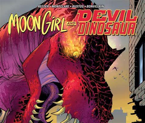 moon and dinosaur vol 4 moon moon and dinosaur 2015 4 comics marvel