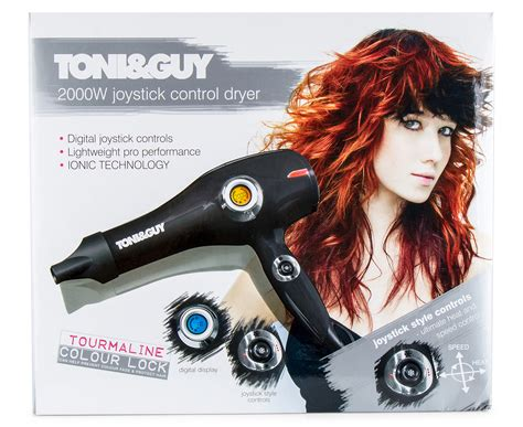 Toni And Guys Digital Tourmaline Palm Dryer by Toni 2000w Joystick Dryer Great Daily Deals