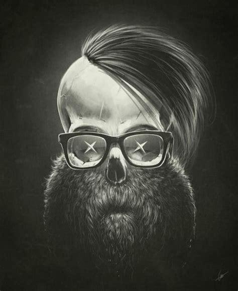 imagenes hipster de calaveras calavera hipster imagui