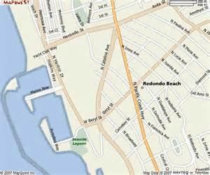 redondo maps maps of redondo california