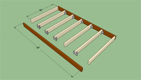 how to frame a floor how to build a firewood shed howtospecialist how to