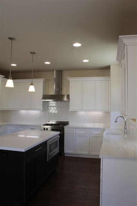 marvelous brown and minimalist shaker kitchen designs with 1000 images about new home interior design walnut creek