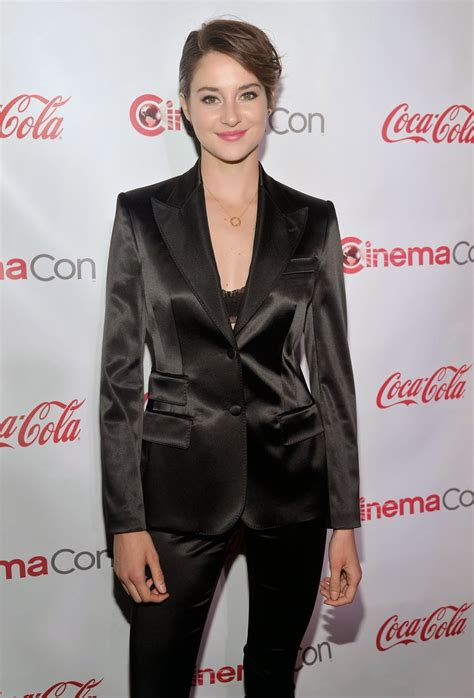 Woodley Blouse in satin blouses shailene woodley black satin tuxedo
