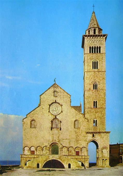 cattedrale di trani interno chiese cattedrali e duomi internazionali