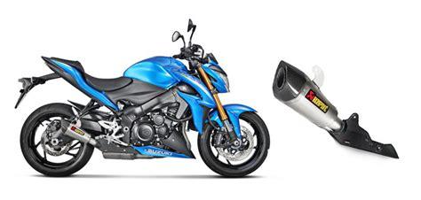 Cover Motor Khusus Suzuki Gsx R1550 suzuki gsx s1000f pakai knalpot akrapovic maksimalkan