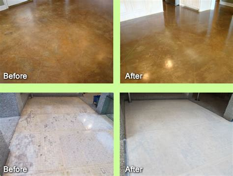 Refinish Concrete Floor by Refinish Concrete Floor Basement Image Mag