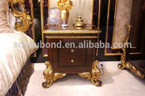arabic bedroom set 0063 high quality luxury royal antique wooden carving arabic style bedroom furniture