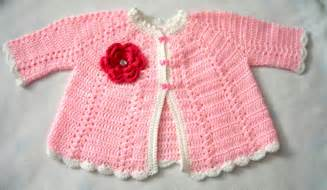 crafts and crocheting crocheted baby sweaters